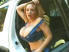 Slut with Hube Breasts Part 1 by TROC