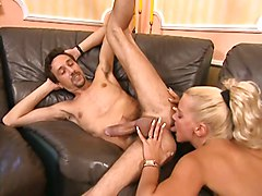 German Anal Casting 02 part 1