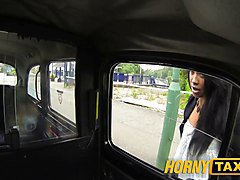 HornyTaxi Stop your talking and start sucking my cock