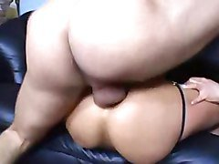 Tight latina slave takes it hard