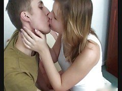 Young Amateur Couple Forgot The Camera