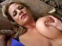Sleeping Housewife Gets Fucked