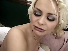 hairy anal blonde