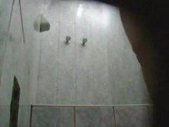 Voyeur Cam In Shower