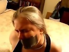 women big tape gagged