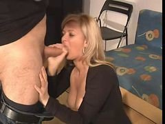 Blonde Hongroise Mature