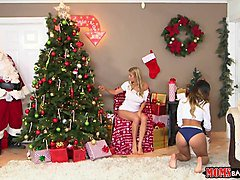 moms bang teen  - best christmas ever