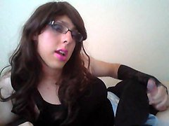 cute crossdresser rachel smith solo