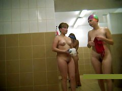 Middle Aged Mothers Naked In The Shower 2